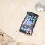 iphone 6 упал в воду