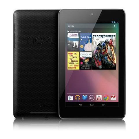 Цены на ремонт Asus Nexus 7