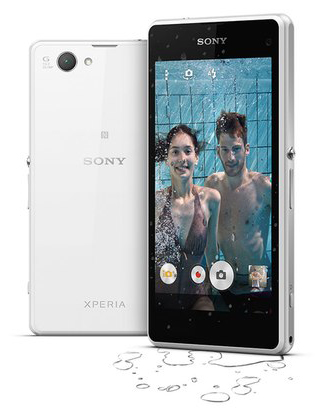Цены на ремонт Sony Xperia Z1 compact