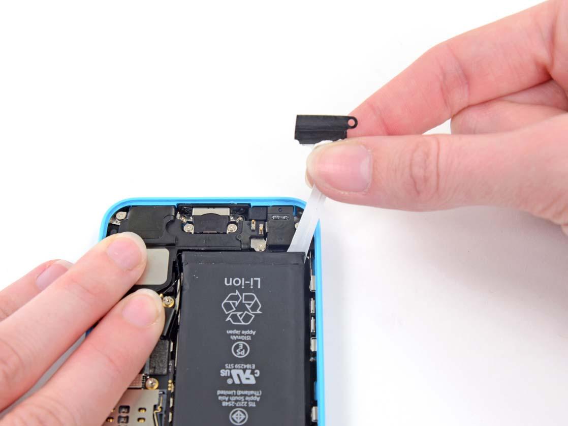 Замена батареи iPhone 5c