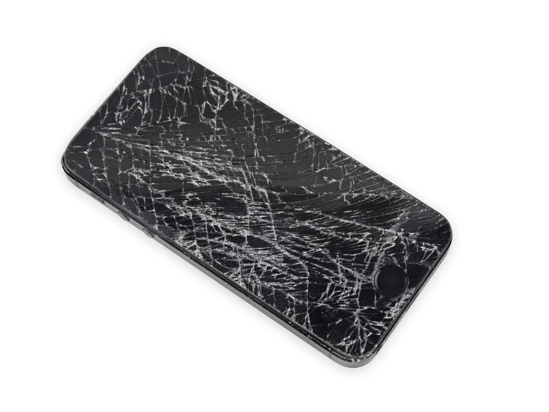 Замена стекла iPhone 5s