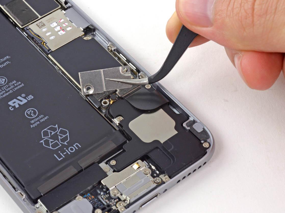 Цена на ремонт айфон 6