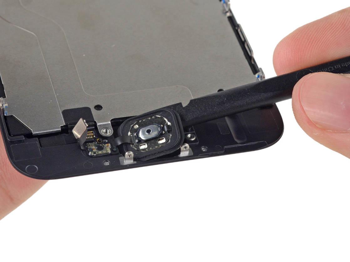 Не работает кнопка Home iPhone 6