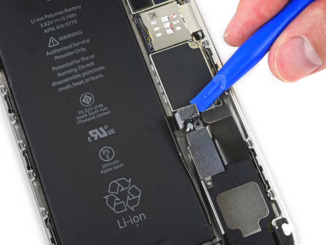 Цена ремонт айфон 6 плюс