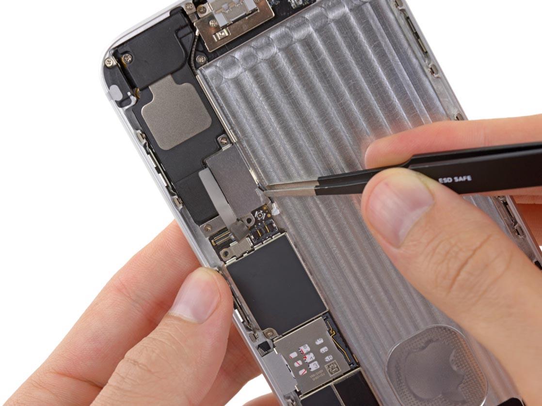 Не заряжается айфон 6 плюс