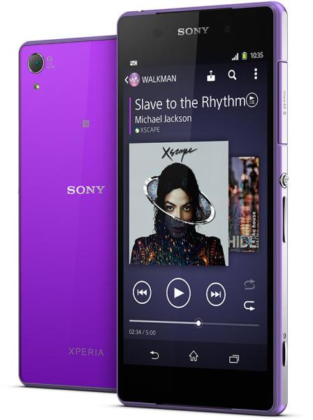 Цены на ремонт Sony Xperia Z2