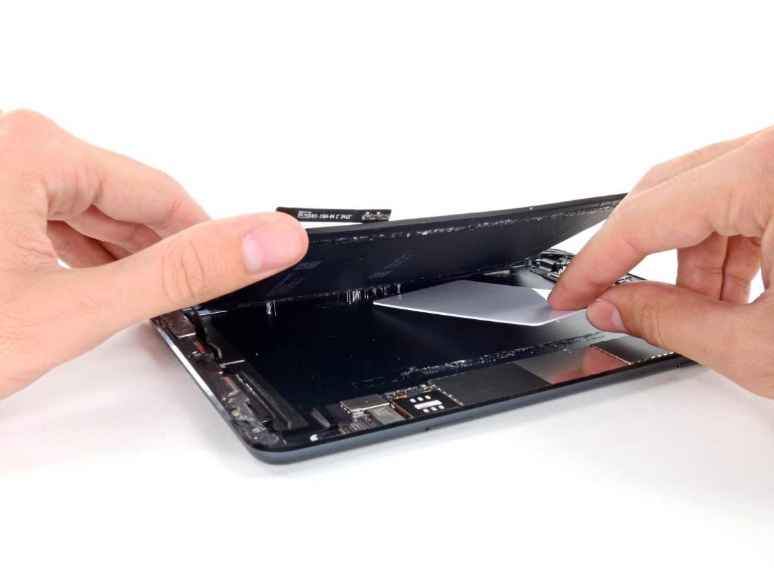 Замена гнезда зарядки iPad mini