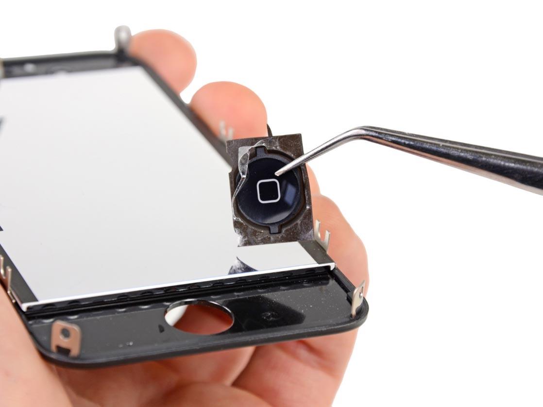 Не работает кнопка Ноme в айфоне 4s