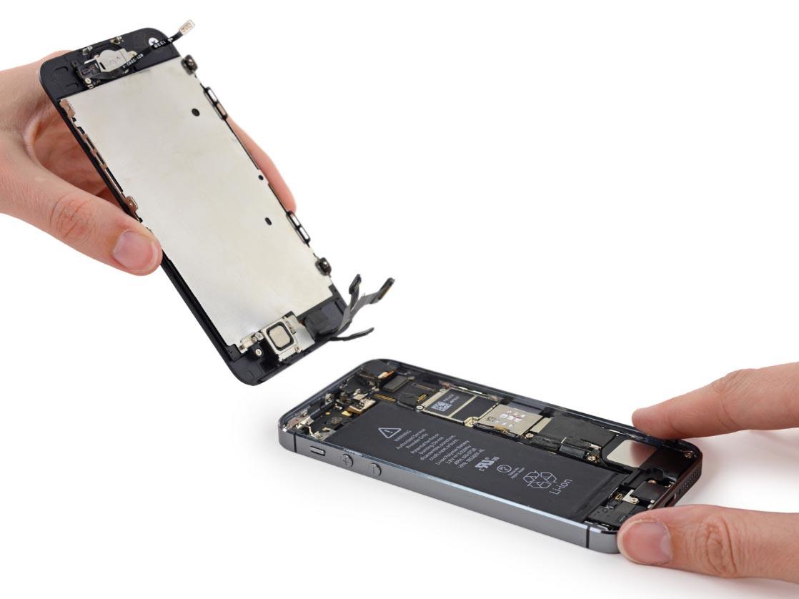Замена корпуса iPhone 5s
