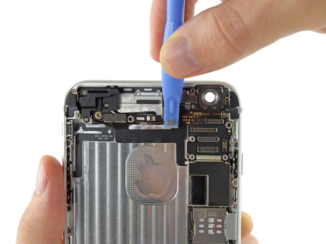 Ремонт айфон 6 plus