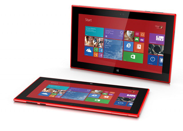 Цены на ремонт Lumia 2520