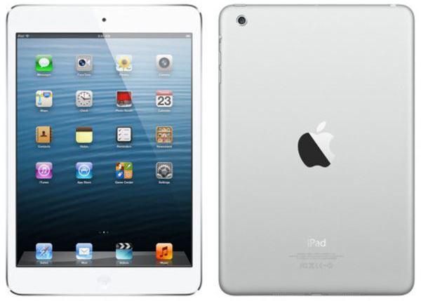 Цены на ремонт iPad mini
