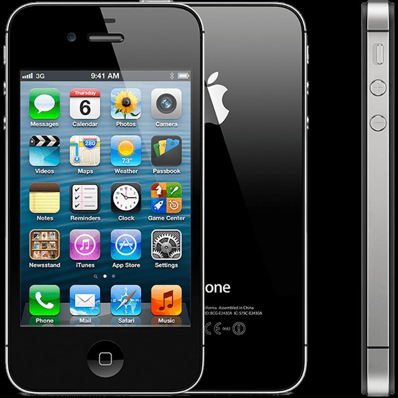 Цены на ремонт iPhone 4s