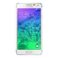 Цены на ремонт Samsung Galaxy Alpha