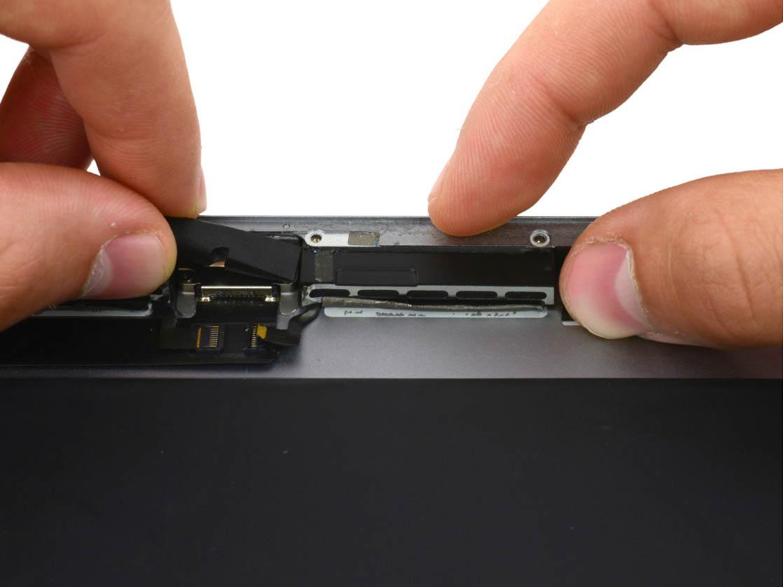 Замена камеры ipad air 2