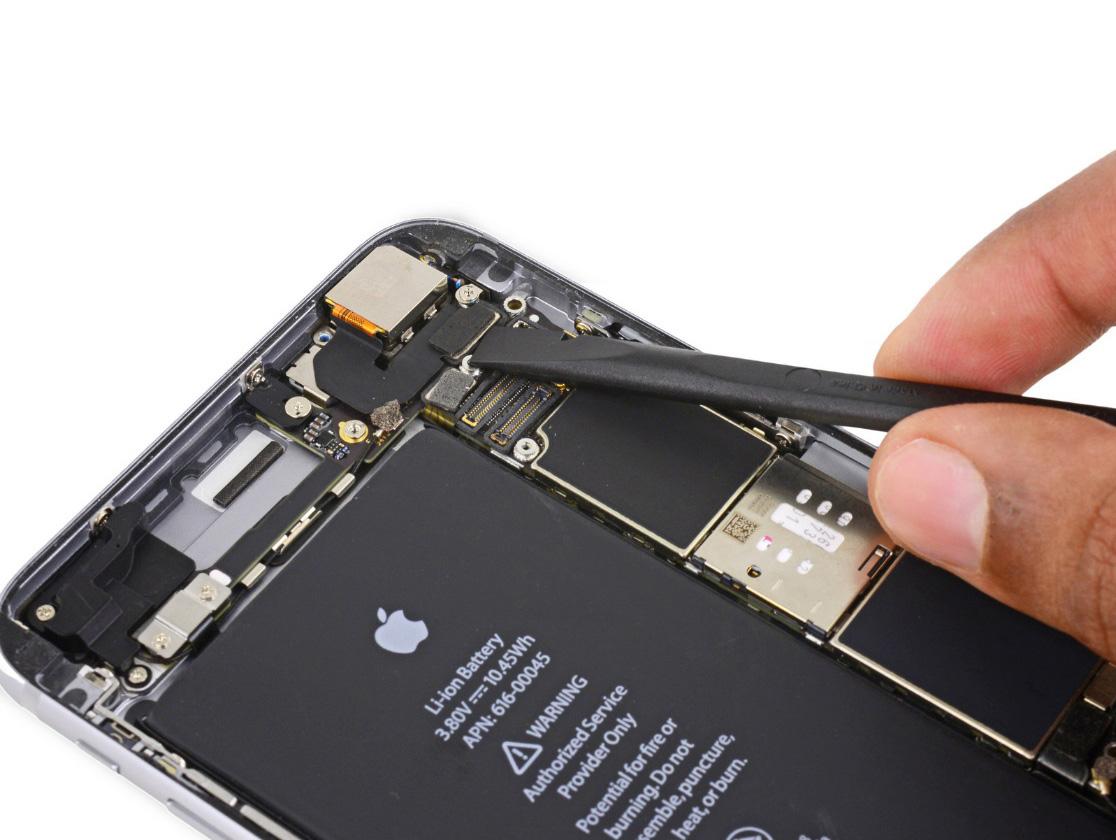 Ремонт айфон 6s plus