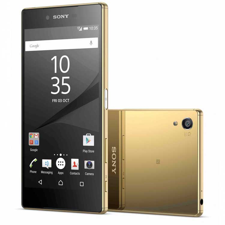 Цены на ремонт Sony Xperia Z5 Premium Dual