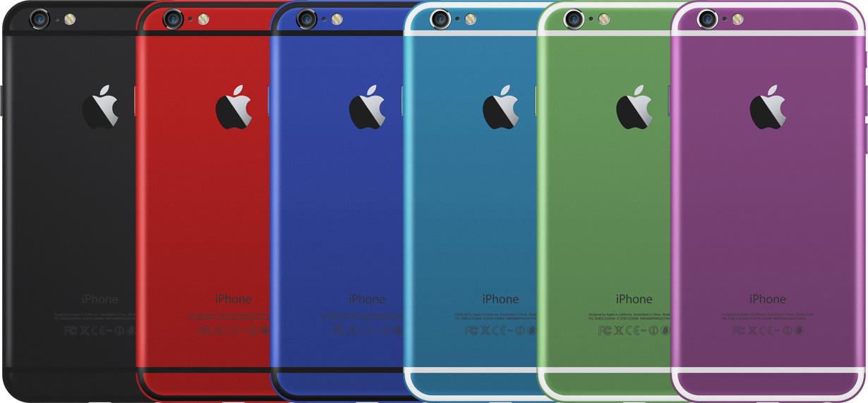 замена корпуса на iPhone 6S и 6S plus