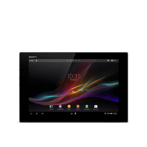 Цены на ремонт Sony Xperia Tablet Z