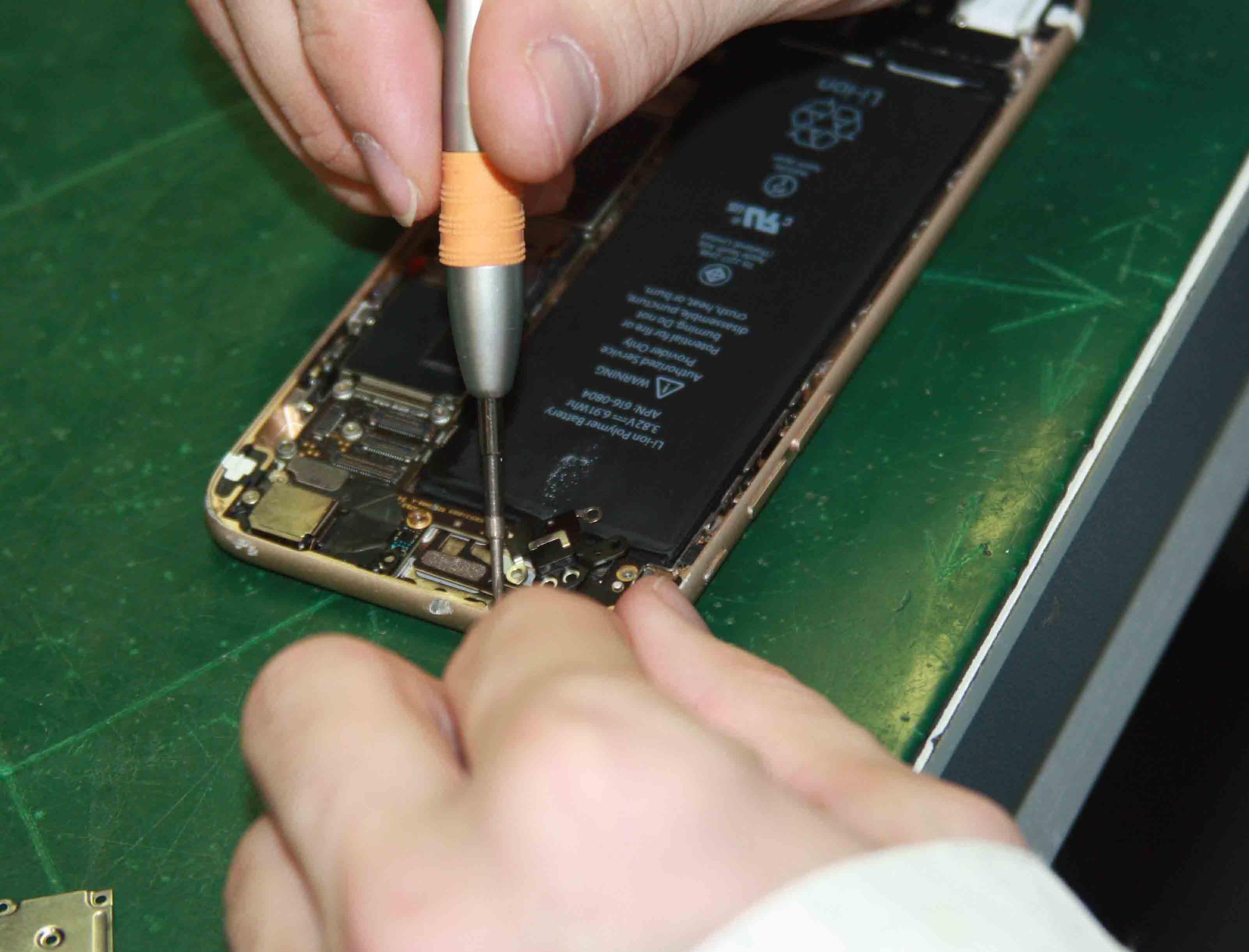 Ремонт техники Apple на Сухаревской