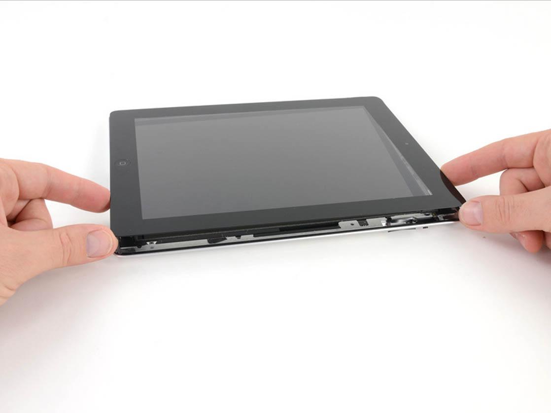 Замена экрана iPad 2