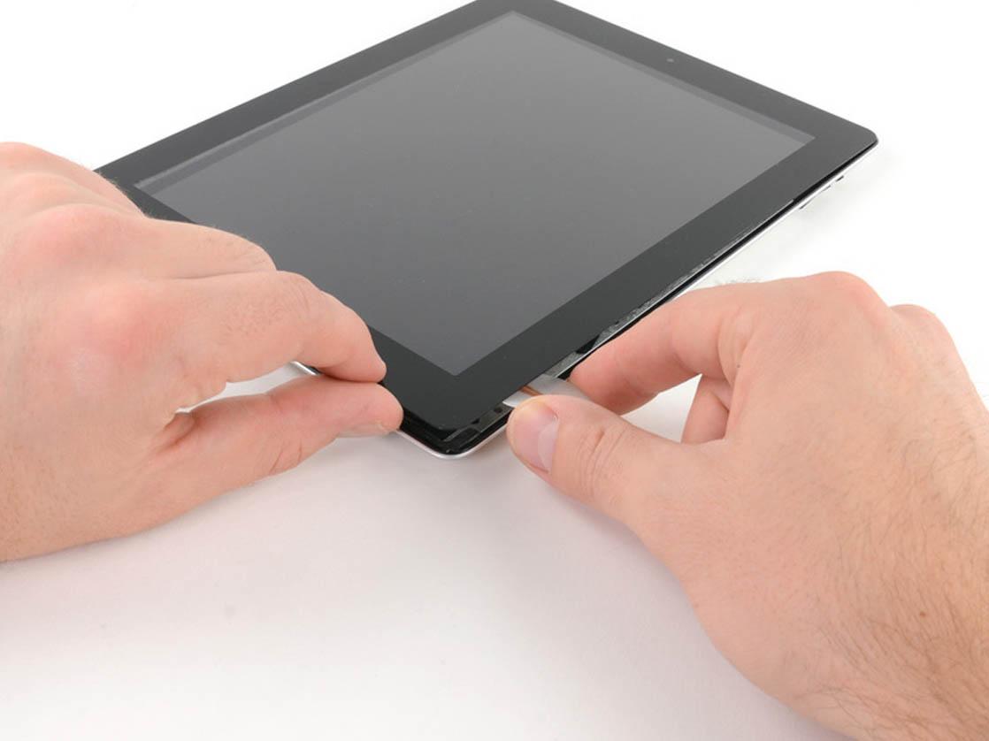 Замена тачскрина iPad 4