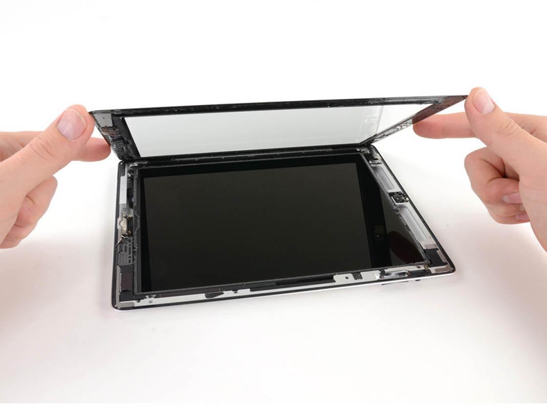 Тачскрин iPad 4