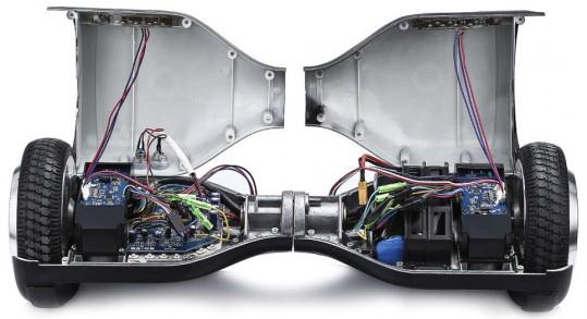 Починить гироскутер
