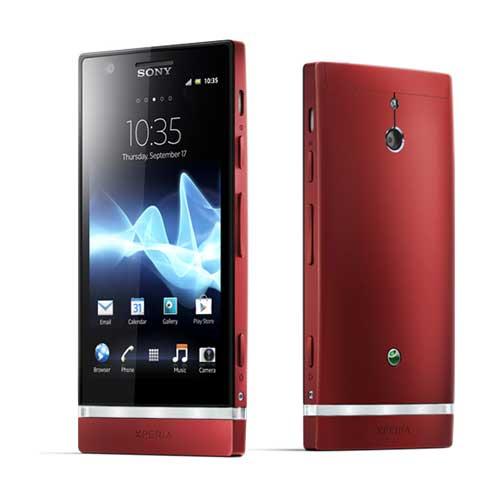 Цены на ремонт Sony Xperia P LT22i