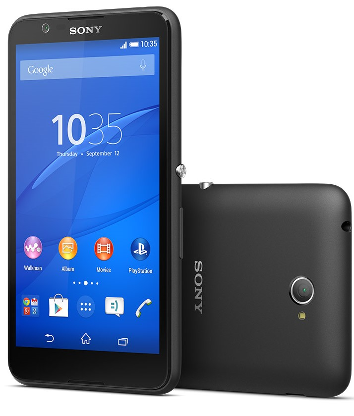 Цены на ремонт Sony Xperia E4