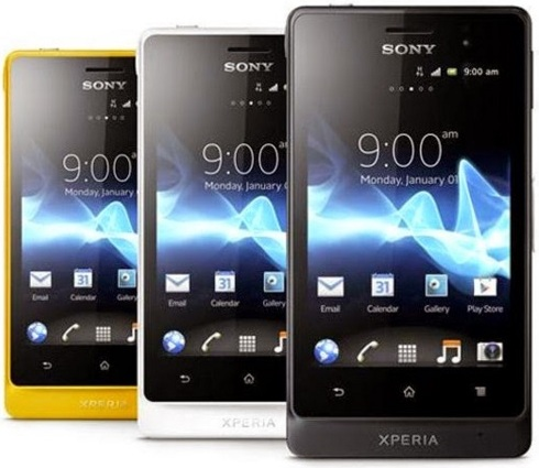 Цены на ремонт Sony Xperia Go ST27i