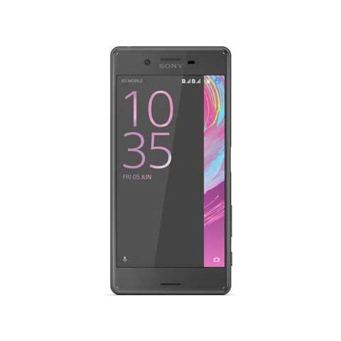 Цены на ремонт Sony Xperia X