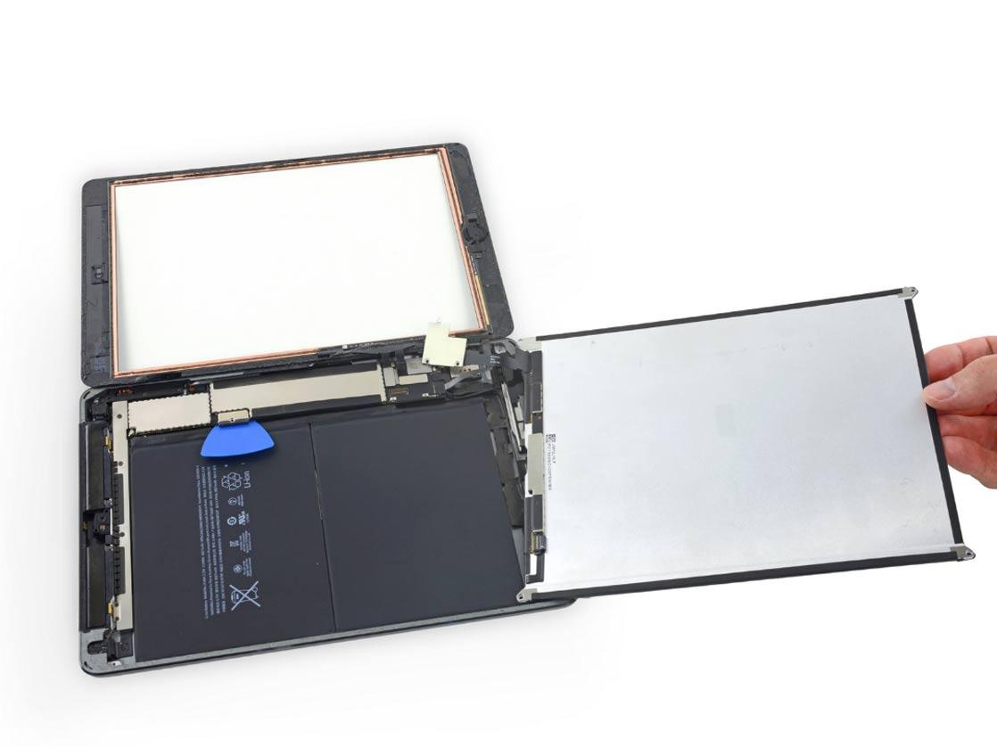 Замена батареи iPad Air