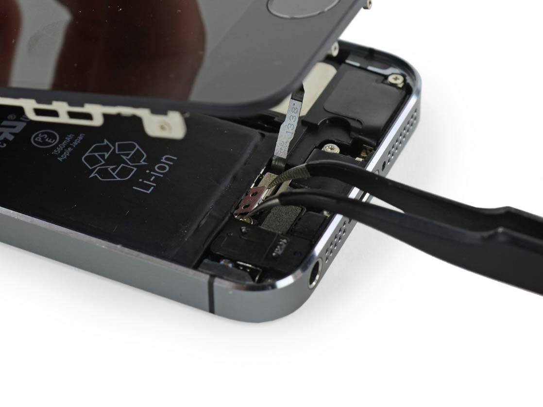 Замена аккумулятора на iphone 5s