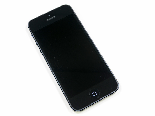 Замена стекла (дисплея) на Айфон 5