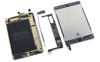 Замена аккумулятора iPad mini 4