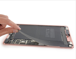 замена батареи Айпад Про
