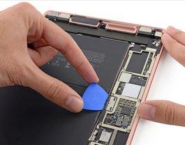 замену батареи iPad Pro