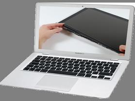 замену дисплея macbook air