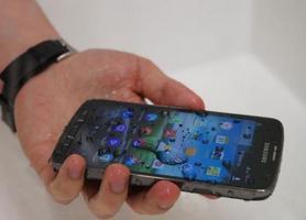 телефон Самсунг попала влага