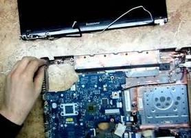 Ремонт ноутбуков Lenovo в Москве