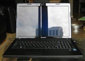 не работает ноутбук Леново