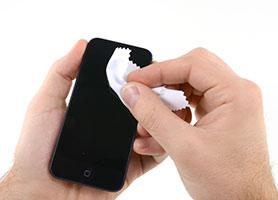 Что делать если на Айфоне не работает сенсор