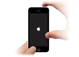 Не работает сенсор на iPhone