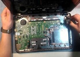 не работает ноутбук hp