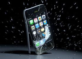 Не работает тачскрин на iPhone