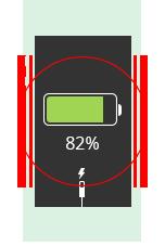 Смартфон показывает неправильный уровень заряда