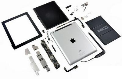 Обучение ремонту планшетов