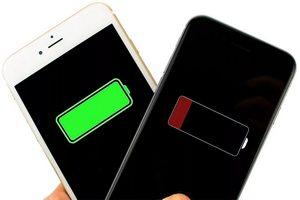 быстро садится батарея iphone 7