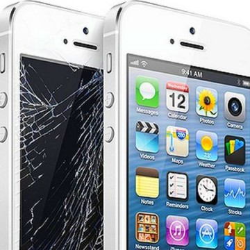 Замена разбитого дисплея iPhone 5, 5c, 5s, 6 и 6s по рекордно низкой цене!